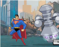 Justice league Superman szuper j�t�kok