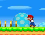 New Super Mario Bros Flash j�t�k