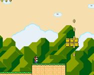 New Super Mario World szuper j�t�kok