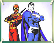 Spidey and superman szuper j�t�kok