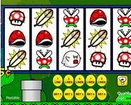Super Mario World Slots szuper j�t�kok