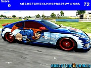 Superman car hidden alphabets szuper j�t�kok